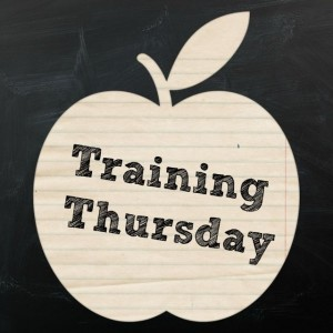 Training Thursday: Teaching an Old Dog New Tricks