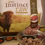 4 Easy Ways to Incorporate Raw Food with Nature's Variety Instinct® Raw Bites #InstinctRaw.